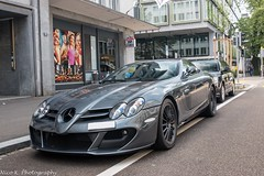 SLR MSO Edition (Nico K. Photography) Tags: mercedesbenz slr mso edition roadster 16 rare silver supercars nicokphotography switzerland zürich