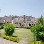 Die Festung Golkonda, Hyderabad (Indien)