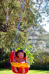 Thrill Seeker (Christomopher) Tags: family baby aiden pollock