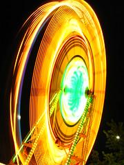 The Seattle Wheel (SeeMidTN.com (aka Brent)) Tags: longexposure topv111 tennessee ferriswheel countyfair worldsfair blurredmotion 3ofakind scoreme39 scoreme395 williamsoncounty 2006williamsoncountyfair seattlewheel brentandmarilynnpersonalfavorite bmok