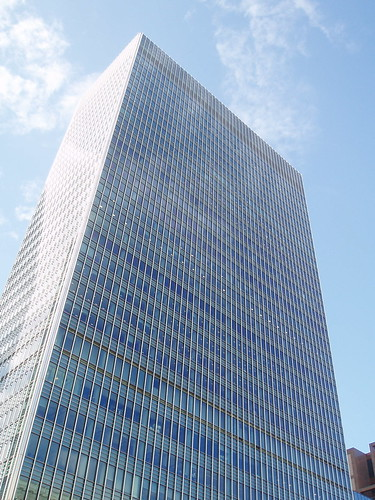 Lehman Brothers Gebäude in NYC, by http://flickr.com/photos/ebeth/