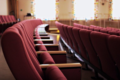 Movie theater by JanneM, on Flickr