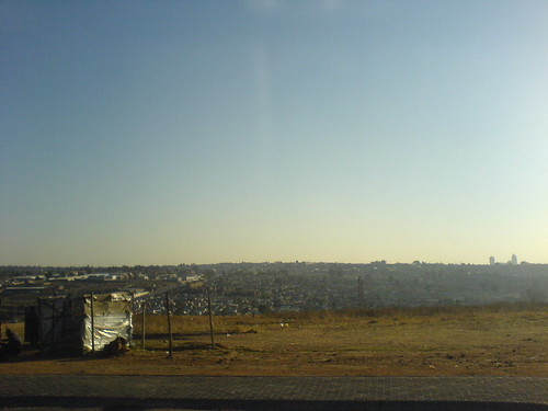 Taxi: Alexandra to Ranburg and Back