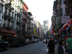 Mott Street by ROCSDT, on Flickr
