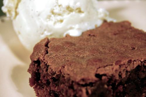 Praline Fudge Brownie