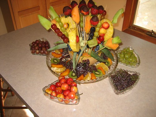 DJ's copy of fruit bouquet