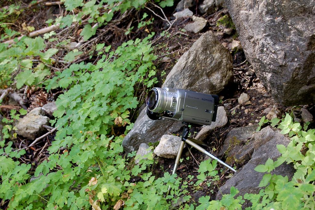 My video camera