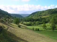 paysage depuis église (LUNAN,FR46)