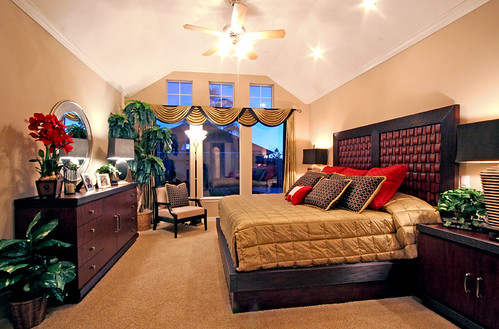 master_bed por Carson Coots.