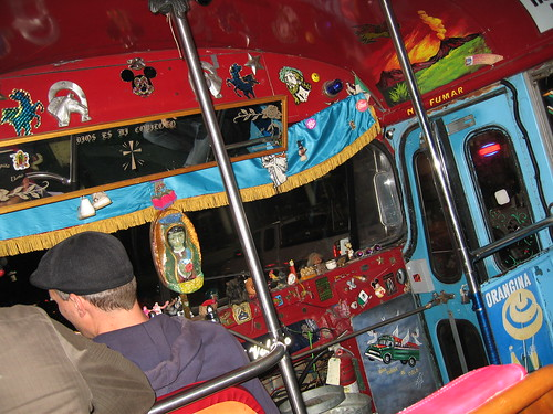 Photo: Mexico Bus Decor by Miss O'Crazy