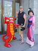 Mushu, Me, Mulan