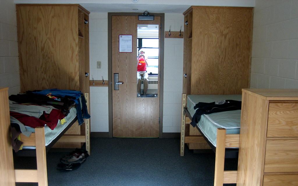My New Home (happyraindrops) Tags: College Boston Ma Bc Room Dorm  Bostoncollege Part 52