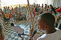 Community Capoeira (carf) Tags: girls brazil music art sports boys brasil kids youth children hope dance kid community education capoeira child hummingbird culture esperana social folklore afrobrazilian artists acrobatics shanty brazilian educational carf beijaflor favela development prevention cultural poca art folkloric folk