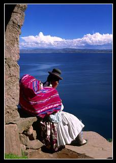 Lago Titi Kaka, Bolivia