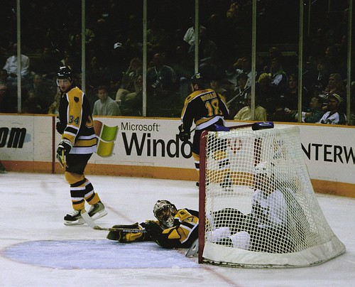 Bruins v. Sharks: 03-21-2003