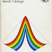 1975-76 PIA Graphic Arts Award Catalogue by Joe Kral