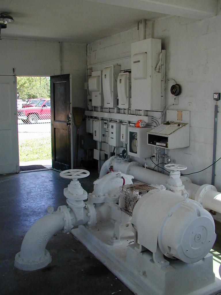 Water Plant, Columbus, TX
