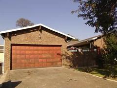 Winnie mandela's garage in Soweto