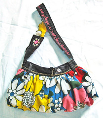 Recycled (fantazya fantazies) Tags: bag handmade purse recycling trashion