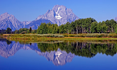 Oxbow Bend Magic (Jeff Clow) Tags: vacation mountains bravo searchthebest quality grandtetons magicdonkey outstandingshots specland abigfave copyrightedbyjeffrclowallrightsreservednounauthorizedusageallowed