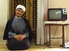 (Farhang.) Tags: school student iran muslim persia esfahan mullah isfahan farhang chaharbagh mulla farhan