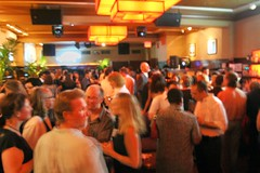 The Plumm gets packed for Rainforest Action Network benefit by rainforestactionnetwork, on Flickr