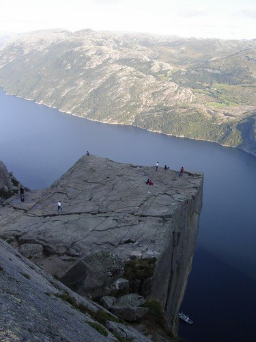 Pulpit Rock/Preikestolen Stavangre Norway
