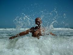 On Vacation (Ubierno) Tags: sea beach mar playa alicante guardamar rebollo lamarina ubierno elrebollo