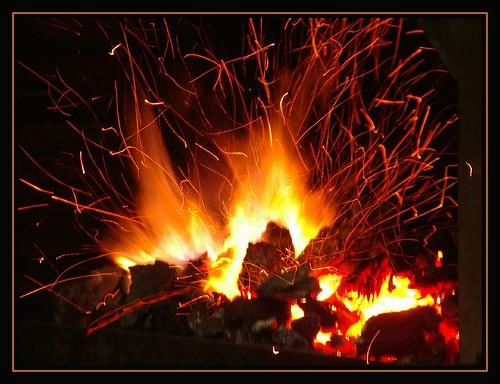 distintas maneras de prender fuego para el asado