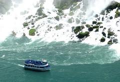 sardined (-rade-) Tags: canada boat waterfall niagara utataview