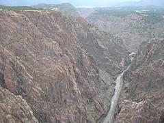 Royal Gorge, Colorado (pattyk62) Tags: bridge mountains train river colorado rockymountains railroadtracks arkansasriver royalgorge canoncitycolorado