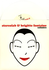 Stereolab & Brigitte Fontaine (Squid Ink) Tags: stereolab brigittefontaine duophonic seveninchsingle