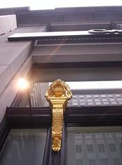 gold marker (djzealot) Tags: sf sanfrancisco ca foundinsf