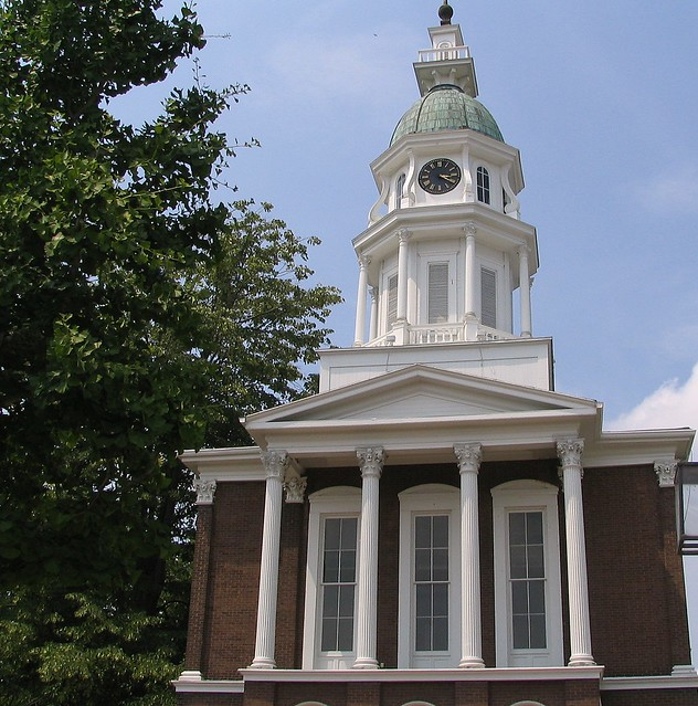 Boyle County Courthouse, Danville, KY