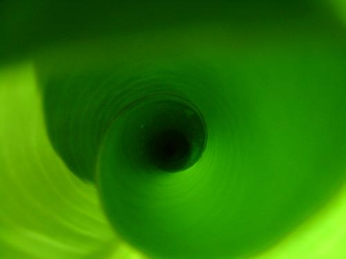 green spiral 1
