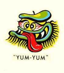yumyum (kingcurtzel) Tags: monsters impko