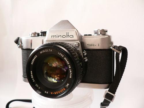 Minolta SR-1, model