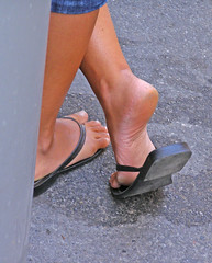 hinterland flip flop (pucci.it) Tags: feet flipflop sole simoncina peppinaswedding