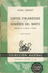 Ángel Ganivet, Cartas Finlandesas
