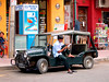 Mini moke in Saigon