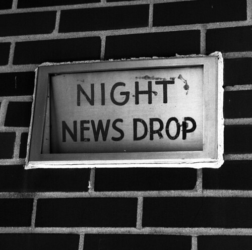Night news drop