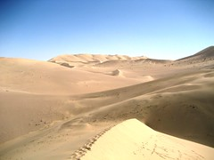Sand dunes/Dunhuang (macchi) Tags: lpdesert