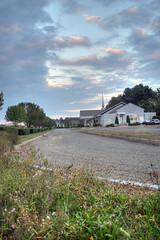 Church-at-Dusk (jason_minahan) Tags: autumn fall nj princeton hdr mercercounty xti