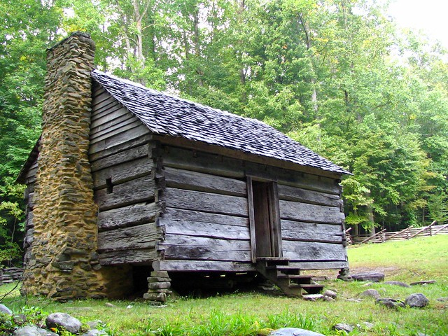 Historic Jim Bales Cabin
