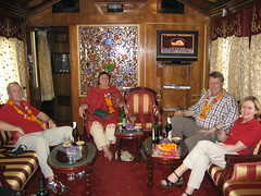 Lounge Palace on Wheels