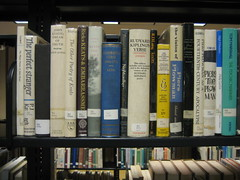 English Literature on the 4th Floor (highlinelibrary) Tags: library books biblioteca highline hcc fourthfloor englishliterature highlinelibrary maktabad hcclibrary