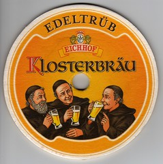 Eichhof Edeltrub Klosterbrau (jj_mac) Tags: beer germany advertising marketing beers drink drinking ale advertisement mat drinks german beermat bier advertisements brand coaster ales mats brands coasters beermats deutsche advertise imported beercoasters beercoaster eichhof klosterbrau allmypix edeltrub edeltrb
