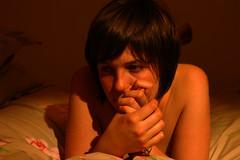Thinking of You (Lamul) Tags: elly dynax5d strobist ebaytrigger