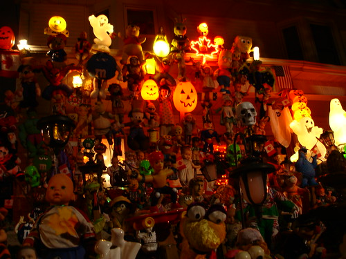 extreme decorations - Extreme Halloween Decorations