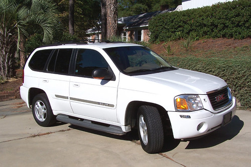 2002 GMC Envoy for sale, Columbia SC